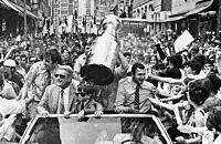 «Подбежала девушка, подняла платье, сняла трусы и бросила в нас». Эспозито – о победе в Кубке Стэнли-1970