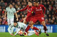 Прессинг «Ливерпуля» – все еще супер. «Бавария» в атаке была беспомощна