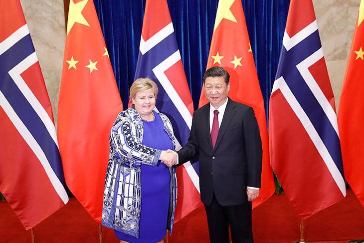 «Не иметь никакого мнения в июне 2021 года недостаточно». Норвежцев призывают высказываться о ситуации с правами человека в Китае – за молчание досталось даже Бьорндалену