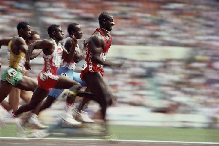 бег, Карл Льюис, сборная Канады, Сеул-1988, Бен Джонсон, допинг