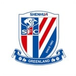 Шанхай Шеньхуа - статистика Китай. Высшая лига 2014
