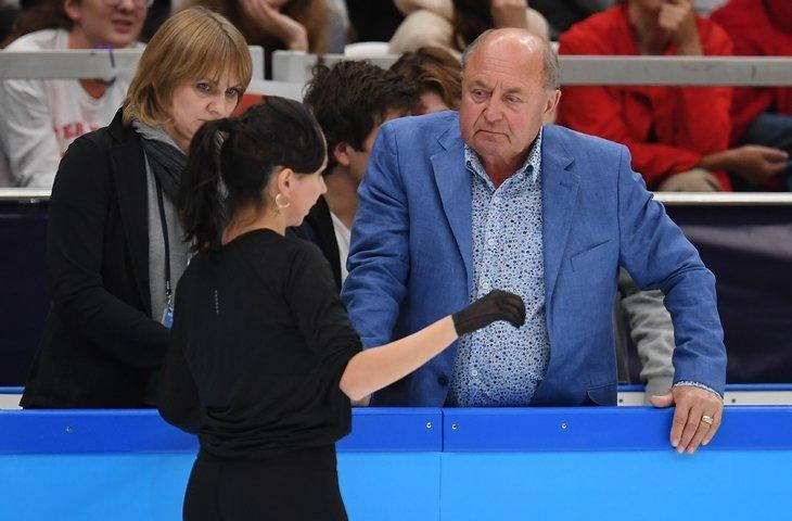 женское катание, Сатоко Мияхара, NHK Trophy, Гран-при, Елизавета Туктамышева, Рика Кихира