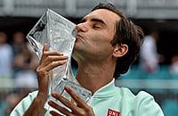 Роджер Федерер, ATP, Джон Изнер, Miami Open