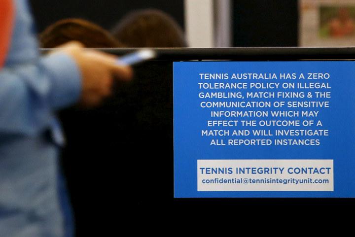 Australian Open, ATP, WTA, ITF, Джон Миллман, Николь Гиббс, договорные матчи, Оливер Андерсон