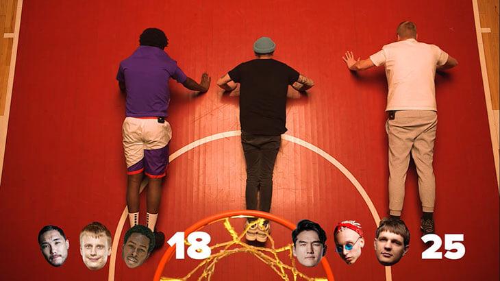 На ютубе запустили шоу про баскетбол со Скриптонитом и комиком с ТНТ. Уже полмиллиона просмотров, Мозгов рассказывает про Шака и Пугачеву
