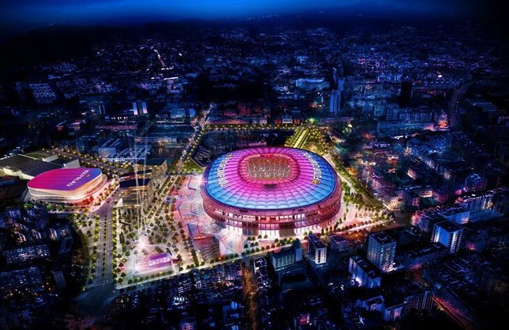 «Барса» сделает «Камп Ноу» третьей по величине ареной в мире (после Индии и Северной Кореи). Ради этого клуб на сезон уедет на другой стадион