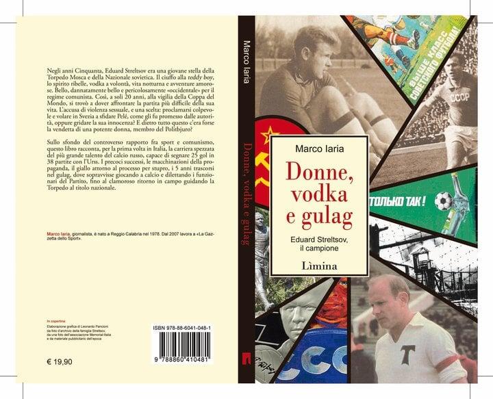 Оказывается, в Италии написали книгу про Стрельцова – мы тоже удивились! И выяснили у автора, почему вдруг он выбрал советского героя