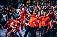 сборная Испании, сборная Литвы, сборная Франции, сборная Сербии, сборная Латвии, сборная Черногории, сборная Грузии, сборная Финляндии, Евробаскет-2017