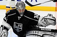 Питер Холланд, Джонатан Куик, НХЛ, видео, Аризона, Лос-Анджелес