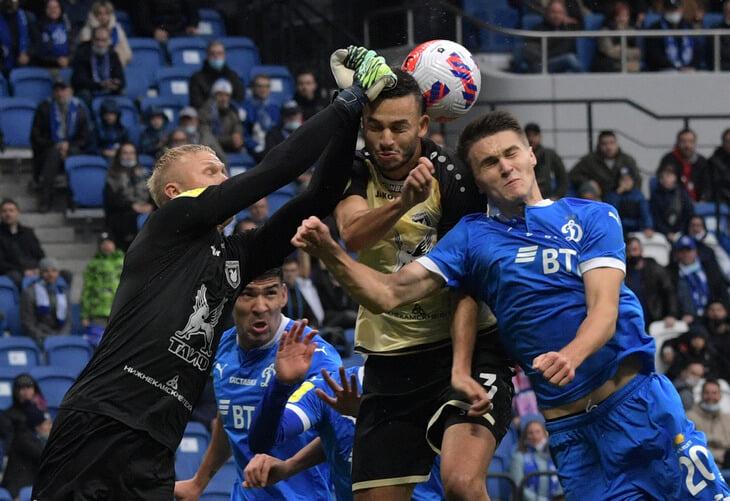 «Динамо» убрало «Рубин» и гонится за «Зенитом». 9:0 – итог последних трех матчей команды Шварца
