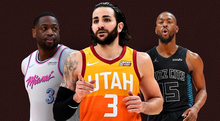 Новые формы клубов НБА – просто огонь