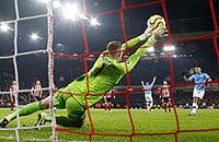 Серхио Агуэро, Манчестер Юнайтед, Дин Хендерсон, премьер-лига Англия, Манчестер Сити, Рияд Марез, Шеффилд Юнайтед