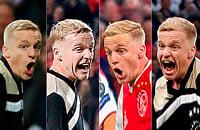 Аякс, высшая лига Голландия, Донни ван де Бек, Лига чемпионов УЕФА, Франк де Бур
