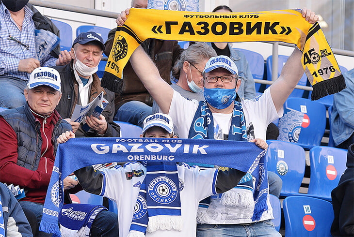 Пускать ли «Оренбург» в РПЛ – решит бюро исполкома РФС. А пока присмотримся к его формальным связям с «Газпромом» и «Зенитом»
