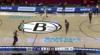 Miles Bridges 3-pointers in Brooklyn Nets vs. Charlotte Hornets