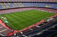 болельщики, Ла Лига, фото, Барселона, Политика, Лас-Пальмас, сборная Каталонии