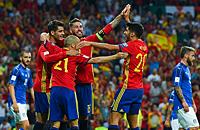 сборная Испании, квалификация ЧМ-2018, Иско, сборная Италии, Джампьеро Вентура