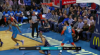 D.J. Augustin shows off the vision for the slick assist