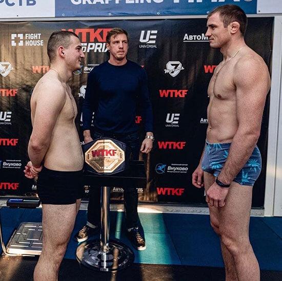 В Беларуси прошел турнир по MMA и кикбоксингу