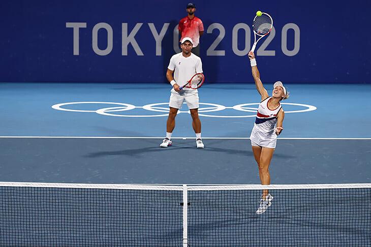 Россия обеспечила себе 4-е золото в теннисе! Веснина – великая, Павлюченкова учит Рублева быть в моменте