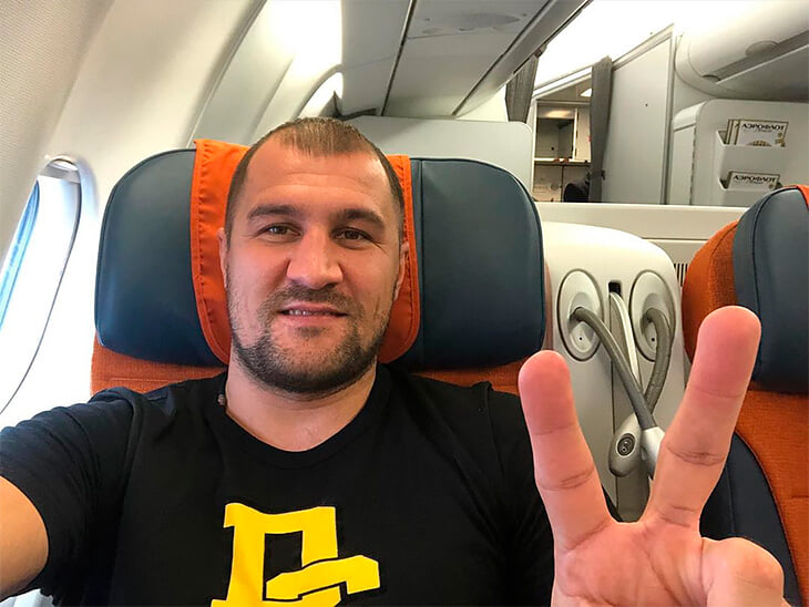 Ковалев поплыл после проигрыша Канело
