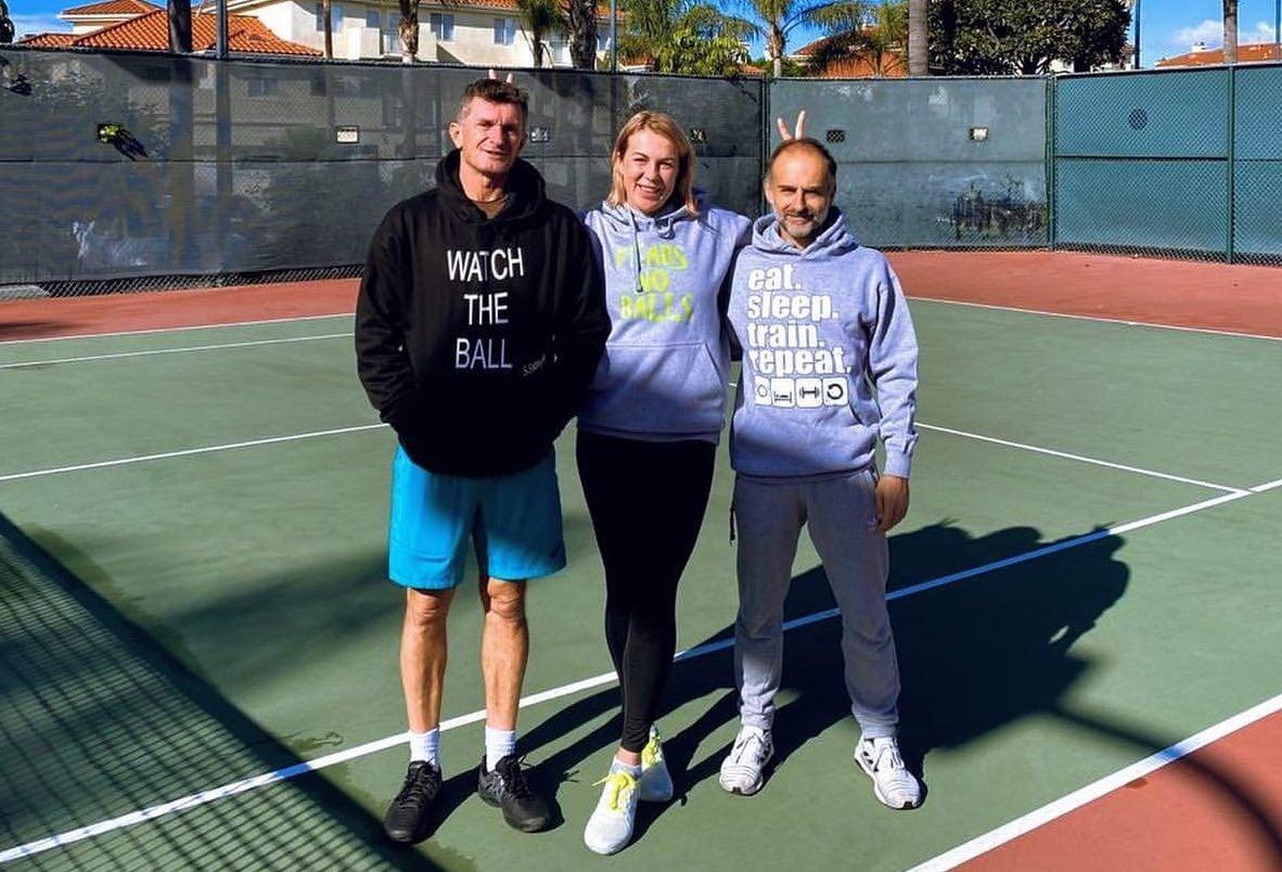 Павлюченкова задавила №2 в мире. У нее новый тренер, который делает всех нелюдимыми