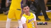 Lonzo Ball sets up Julius Randle nicely for the bucket