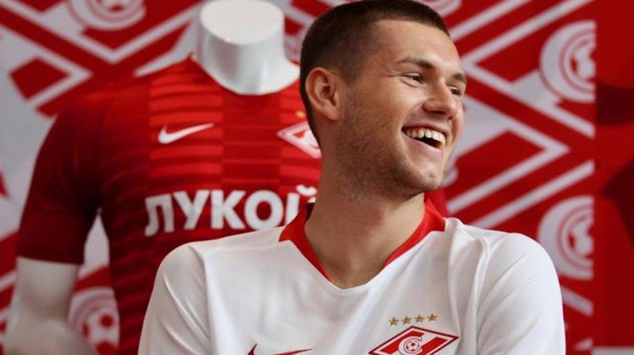 Спартак заплатит Ташаеву около 800 тысяч евро за разрыв контракта