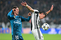 «Ювентус» – «Реал». Роналду забил гениальнейший гол