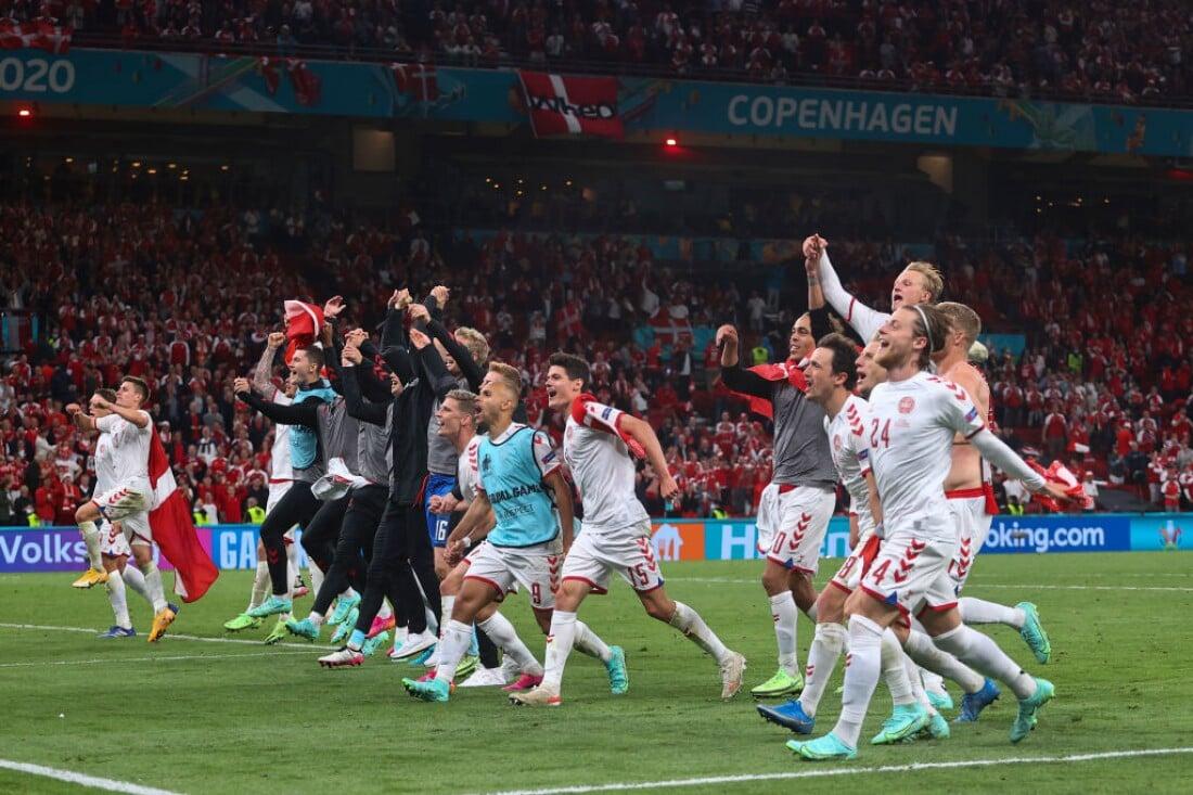 Брагин о Дании на Евро-2020: Справедливо сравнивали нашу программу Красная машина и датскую программу Красная нить. В них много общего