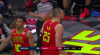 Alex Len, Jonas Valanciunas Highlights from Atlanta Hawks vs. Memphis Grizzlies
