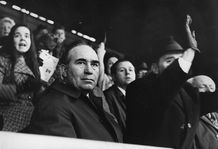 Единственный тренер, кто принес Англии титул. Альф Рамси не любил журналистов и вингеров