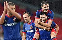Георгий Щенников, Лига чемпионов, Игорь Акинфеев, ЦСКА