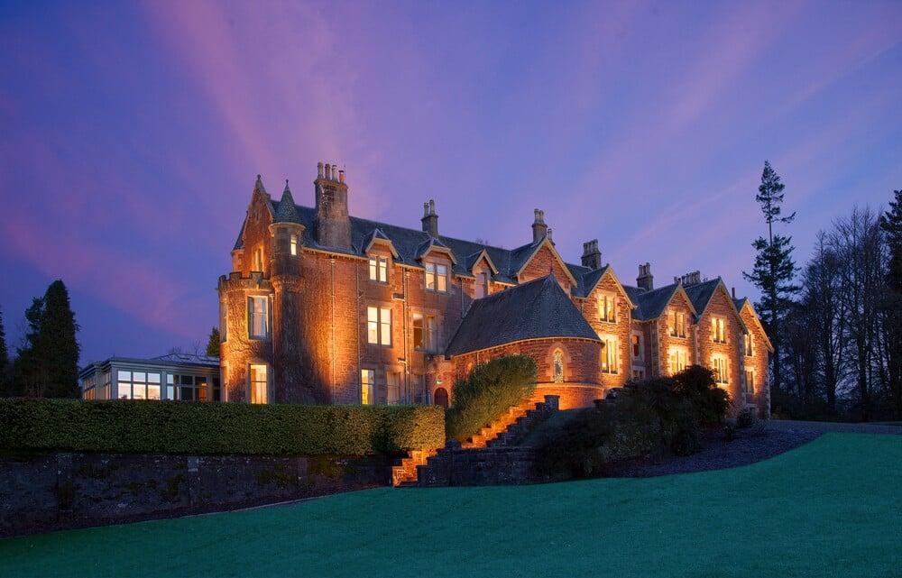 У Маррея есть замок в Шотландии, а еще участок в Англии за 3 млн фунтов. Стройке на нем мешают летучие мыши
