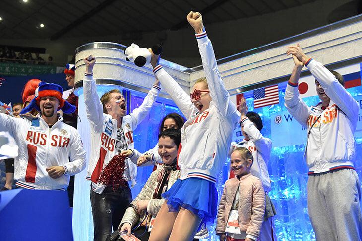 В фигурном катании остался турнир, где Россия не побеждала (командный чемпионат мира) – и лучший шанс сейчас