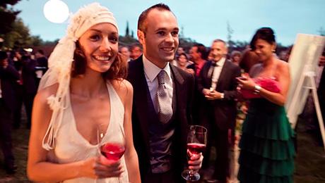 «У нас не огромный завод, а семейная винодельня». Прекрасный Андрес Иньеста