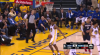 Jrue Holiday Posts 27 points, 11 assists & 10 rebounds vs. Golden State Warriors