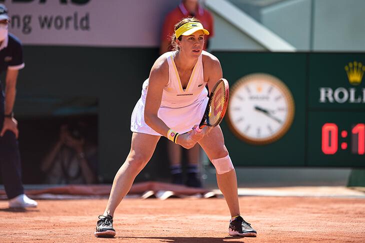 Павлюченкова – в финале «Ролан Гаррос»! Тактически и ментально переиграла соперницу, у которой пять пистолетов