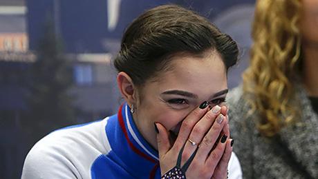 Непобедимая звезда российского спорта