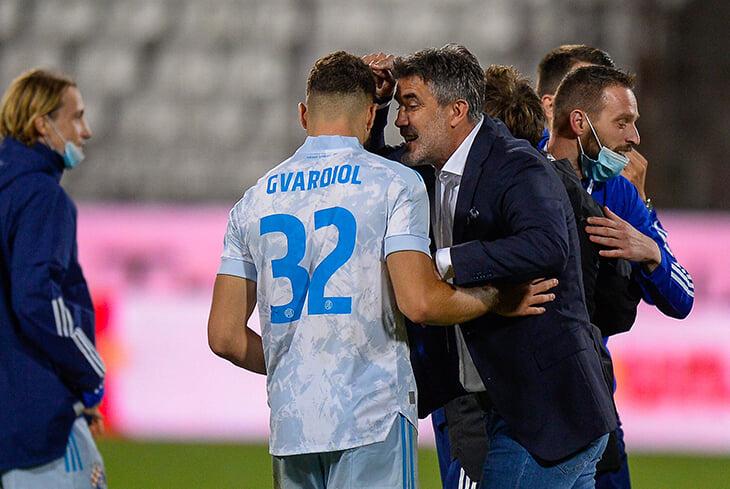 Тренер загребского «Динамо» – уголовник, его брат, экс-президент клуба – тоже. Фанаты их ненавидят