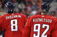 Овечкин с Кузнецовым сотворили красоту. У Александра уже 1186 очков в НХЛ