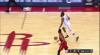 James Harden 3-pointers in Houston Rockets vs. Atlanta Hawks