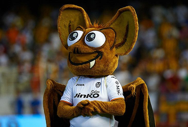На самом деле «Валенсия» – не «летучие мыши». Так говорят только у нас