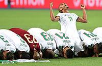 Сборная Сенегала по футболу, Кубок Африки, фото, сборная Алжира по футболу, Ясин Браими, Раис Мболи, Политика