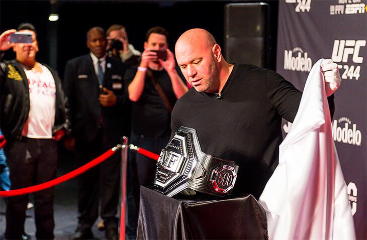 Главный засранец UFC тоже ссорится с Уайтом из-за денег. Масвидаль готов уйти, а его уже ждут в Bellator