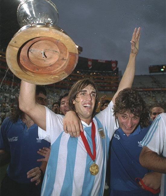 Месси было всего 6, когда Аргентина брала предыдущий трофей. Тогда на Копе тащил молодой Батистута