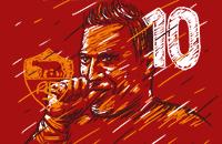 Что я пропустил?, Франческо Тотти, сборная Италии по футболу, Рома, серия А Италия