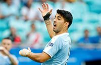 Кубок Америки, Сборная Уругвая по футболу, Сборная Перу по футболу