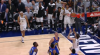 Caris LeVert hits the shot with time ticking down