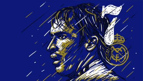 Истории о Рауле: начинал в «Атлетико», стал левшой из-за травмы и придумал 3 великих празднования